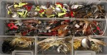 Panfish Road Runners, Beetle Spins & Jigs