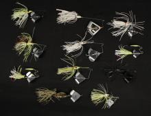 Assorted Buzz Baits - Go for that Bass!