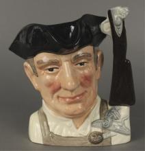 1962 Royal Doulton Gunsmith Character Jug