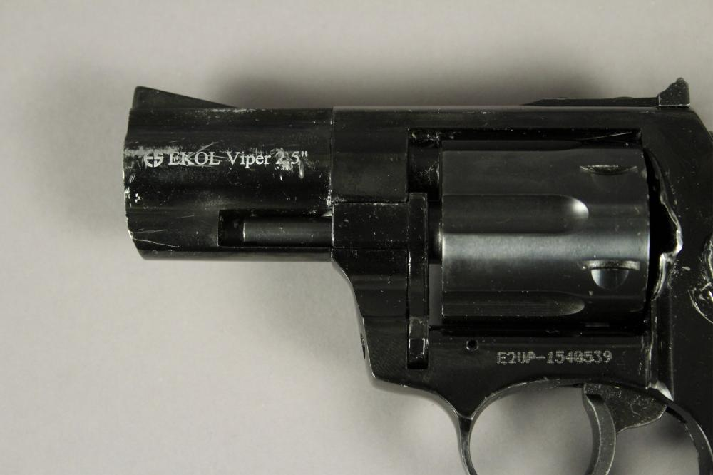Blank Revolver Ekol Viper 2 5