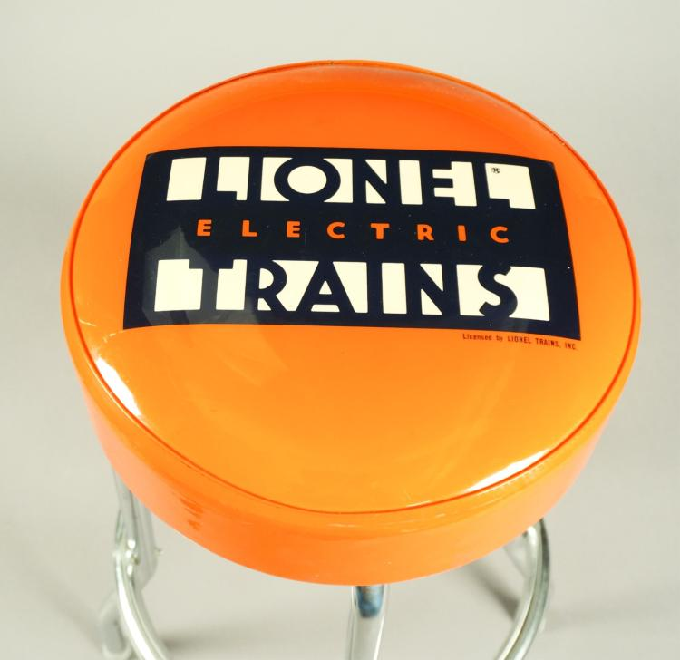 Lionel Electric Trains Workbench Stool