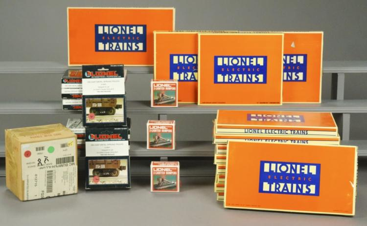 Lionel Accessories - Trucks - Crossovers - Bumpers