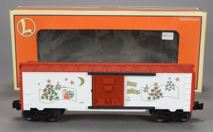 Lionel 6-36212 Employee Christmas 2000 Boxcar
