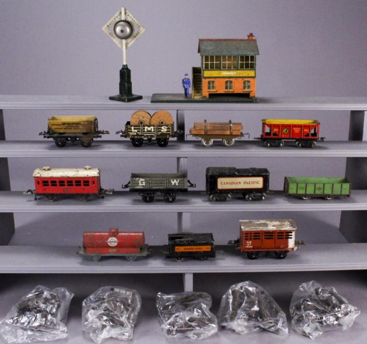 Rolling Stock & Accessories from Madison Hardware