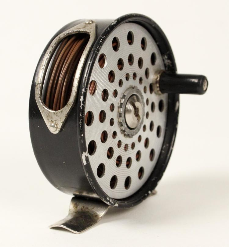Martin 60 precision automatic fly fishing reel for Automatic fishing reel