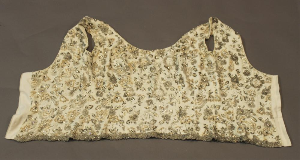 Gene Burton Embellished Vest Women's Size 14