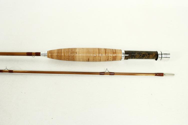 Hand Made Custom Fly Rod,  Michigan Au Sable River
