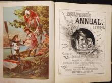 Antique Belford's Annual 1888 - 1889