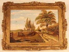 Willem Maris Landscape Oil Painting