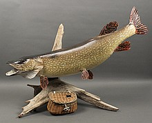 Vintage Fishing Lures & Collectibles