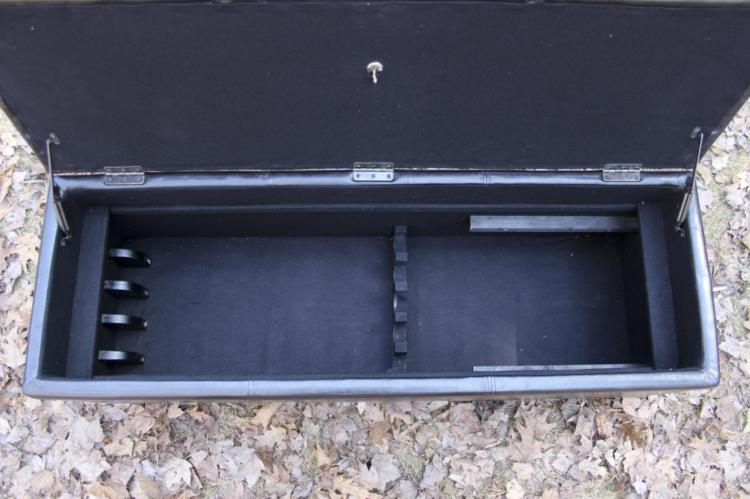 Tremendous Gun Storage Bench Seat Concealment Furniture Safe Inzonedesignstudio Interior Chair Design Inzonedesignstudiocom