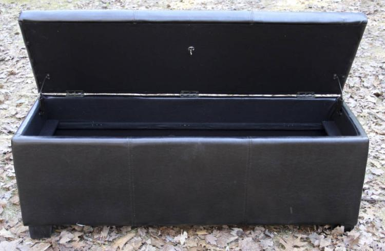 Terrific Gun Storage Bench Seat Concealment Furniture Safe Inzonedesignstudio Interior Chair Design Inzonedesignstudiocom