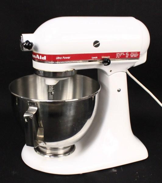 Kitchen Aid Mixer Ultra Power Model Ksm90