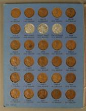 1941 Lincoln Coin & 50 States Quarter Collection