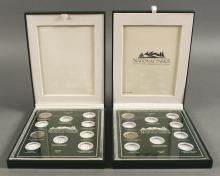 2 Incomplete Collection of National Parks Quarters