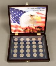 The Statehood Quarter Heirloom Collection 2