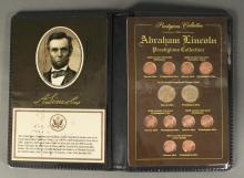 Abraham Lincoln Prestigious Collection