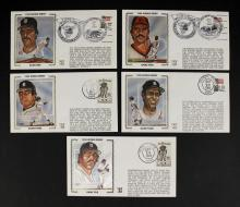 1984 Detroit Tigers World Series Envelopes