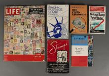 Vintage Stamp Collecting & Identification Books