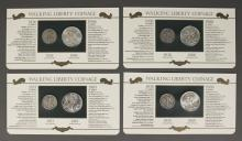 1938 - 1986 Walking Liberty Coinage Collection