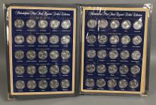 Philadelphia Mint Complete State Quarter Set