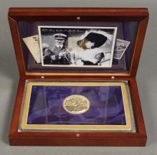 Titanic Rescue Medallion, US Commemorative Gallery