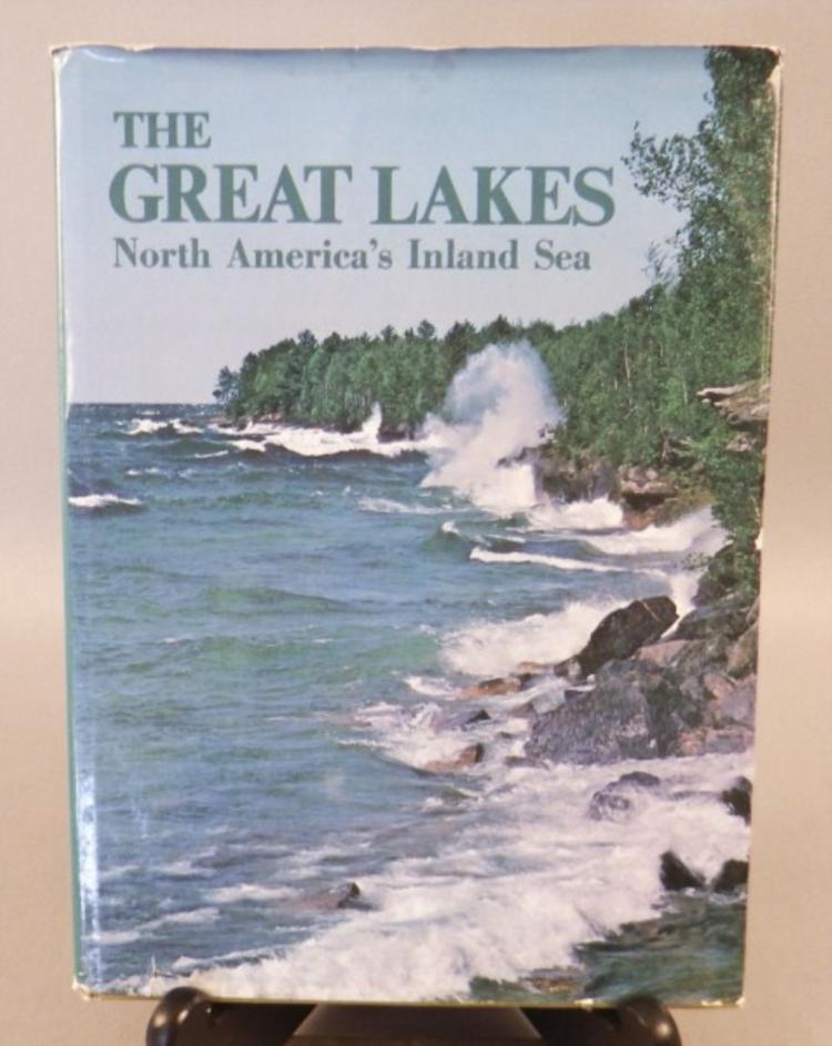 The Great Lakes North America39s Inland Seas