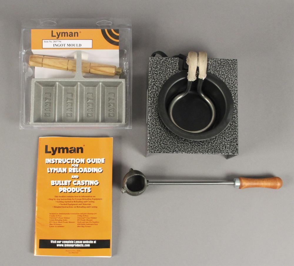 Lyman Smelting Kit