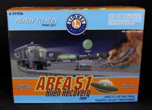 Lionel Area 51 Alien Recovery Train #6-31926