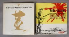 Hank Williams Vinyl Record Lot Greatest Hits