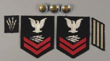 Military Uniform Patches & Buttons