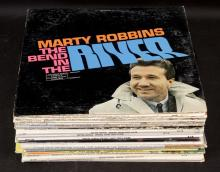 Huge Vinyl Record Lot Movie Soundtrack - Broadway