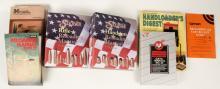 7 Firearm Books - Rifle & Handgun Reloading