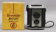 Brownie Reflex Synchro Model No. 173 Camera