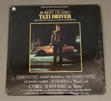 Vinyl Taxi Driver Soundtrack Record
