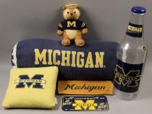University of Michigan Collectable Memorabilia