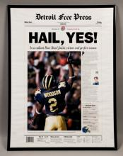 1998 Detroit Free Press U of M