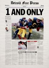 1997 Detroit Free Press U of M