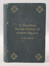 1908 A Smaller Social History of Ancient Ireland