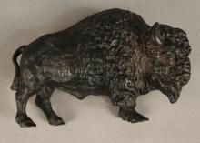 Art Smithy Buffalo Bank - Very Nice Piece