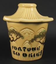1967 De Forest Calif. 5535 Fortune Cookie Jar