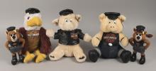 Harley Davidson Collectible Plush Animal Toys