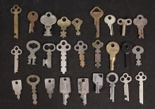 Assorted Multi Key Collection
