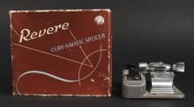 Revere Curvomatic 8 -16 mm Film Splicer