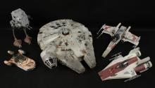 Miscellaneous Star Wars Ships & Collectibles