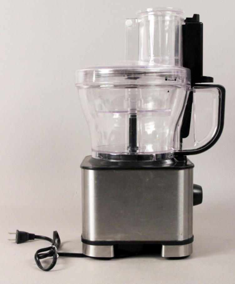 oster 10 cup food processor manual