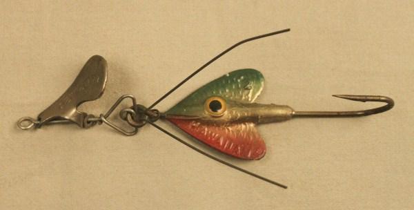Hawaiian wiggler vintage fishing lure for Hawaii fishing lures