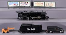 Mikado Steam Loco & Tender - Billboards - Vehicles