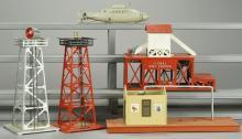 5 Lionel Postwar Operating Accessories