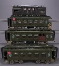 Lionel No. 420 Prewar Standard Gauge Passenger Set
